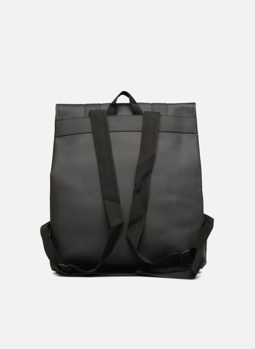 Rugzakken Rains  Msn Bag Zwart voorkant