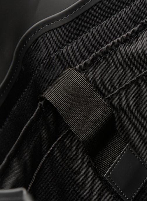 Rucksäcke Rains  Msn Bag schwarz ansicht von hinten