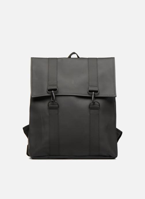 Rugzakken Rains  Msn Bag Zwart detail