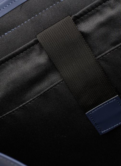 Ryggsäckar Rains  Msn Bag Blå bild från baksidan