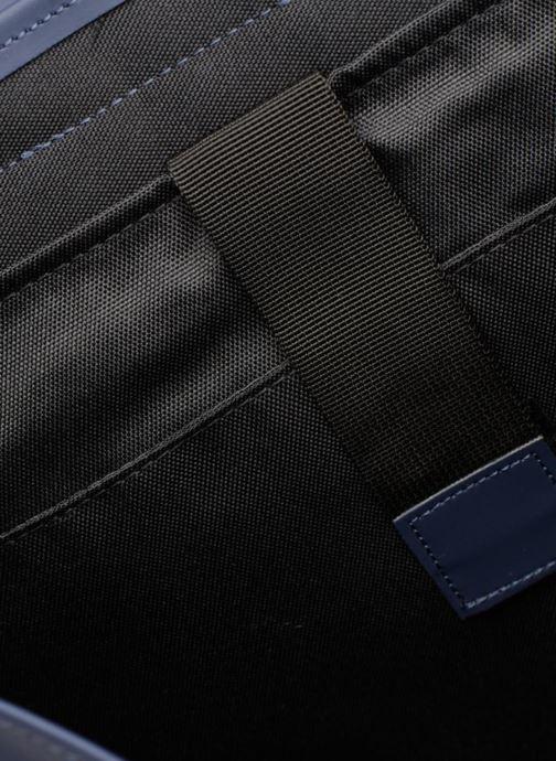 Rucksäcke Rains  Msn Bag blau ansicht von hinten