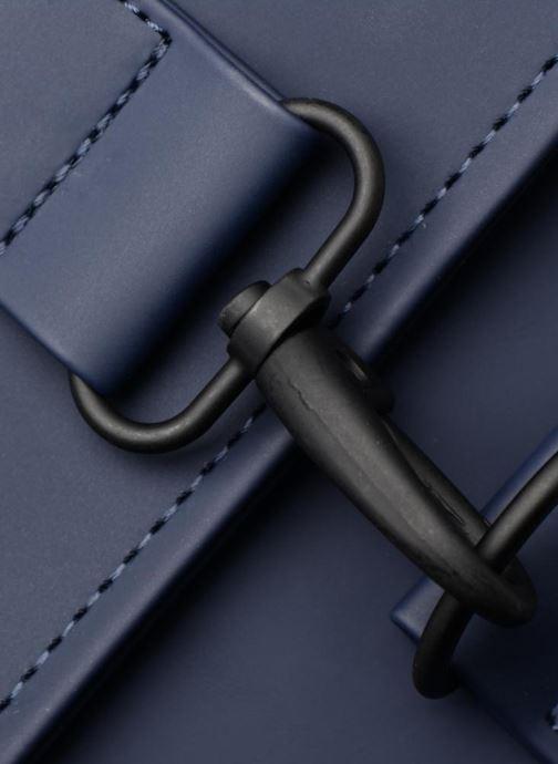 Ryggsäckar Rains  Msn Bag Blå bild från vänster sidan