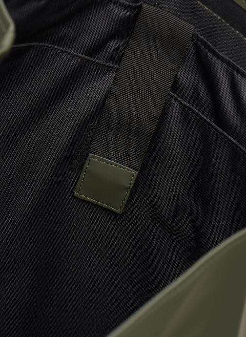 Sacs à dos Rains  Msn Bag Vert vue derrière