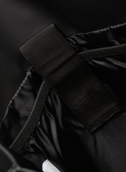 Rugzakken Rains  Backpack Zwart achterkant