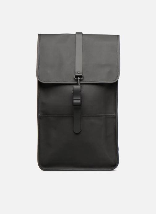 Rugzakken Rains  Backpack Zwart detail