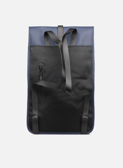 Mochilas Rains  Backpack Azul vista de frente