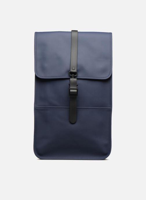 Mochilas Rains  Backpack Azul vista de detalle / par