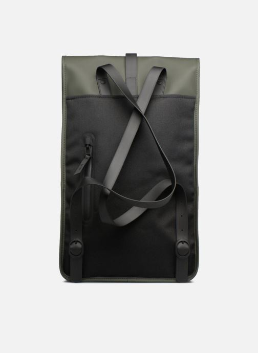 Sacs à dos Rains  Backpack Vert vue face
