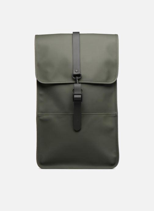 Ryggsäckar Rains  Backpack Grön detaljerad bild på paret