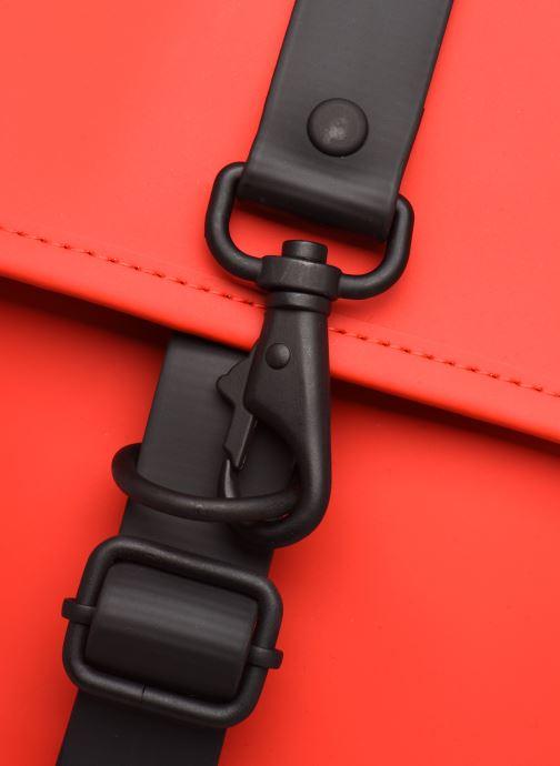 Sacs à dos Rains  Backpack Rouge vue gauche