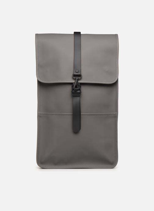 Mochilas Rains  Backpack Gris vista de detalle / par
