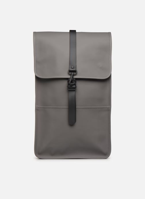 Mochilas Rains  Backpack Gris vista de detalle / par