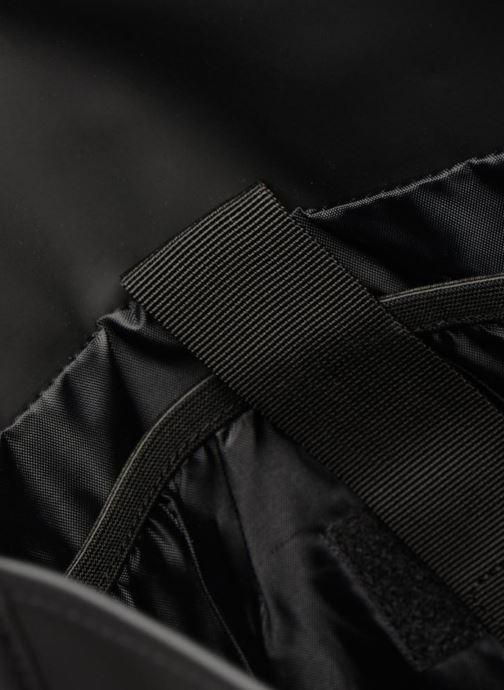 Rugzakken Rains  Backpack Mini Zwart achterkant