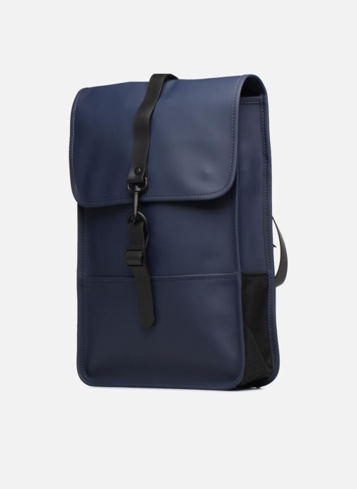 Sacs à dos Rains  Backpack Mini Bleu vue portées chaussures
