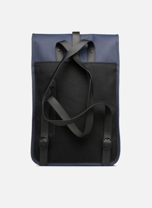 Rucksäcke Rains  Backpack Mini blau ansicht von vorne