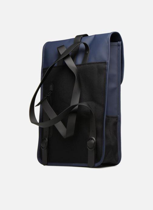 Sacs à dos Rains  Backpack Mini Bleu vue droite