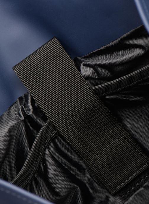 Rucksäcke Rains  Backpack Mini blau ansicht von hinten