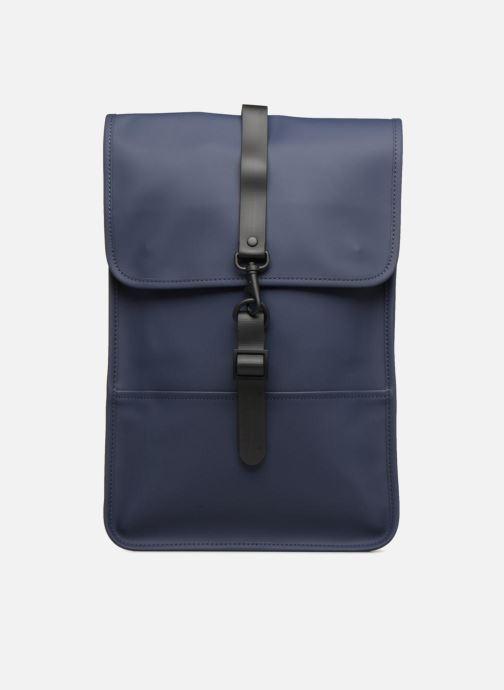 Rucksäcke Rains  Backpack Mini blau detaillierte ansicht/modell