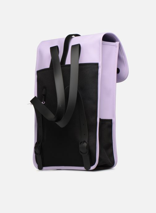 Rucksacks Rains  Backpack Mini Purple view from the right