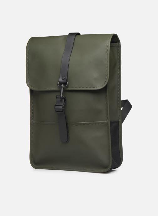 Rucksacks Rains  Backpack Mini Green model view
