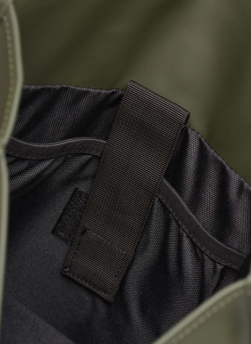Rucksacks Rains  Backpack Mini Green back view