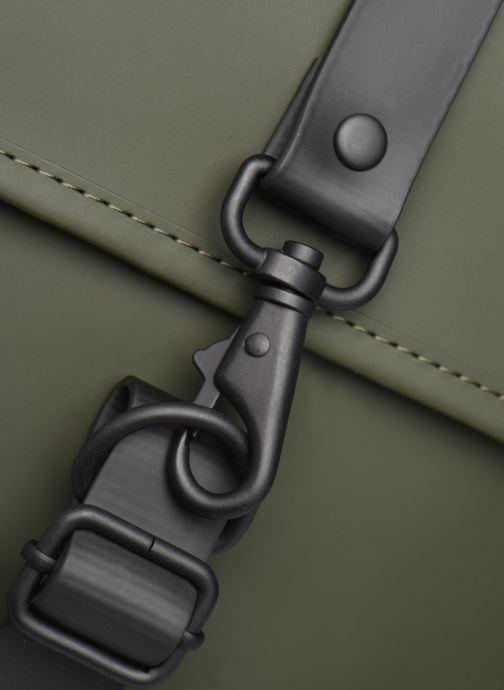 Sacs à dos Rains  Backpack Mini Vert vue gauche