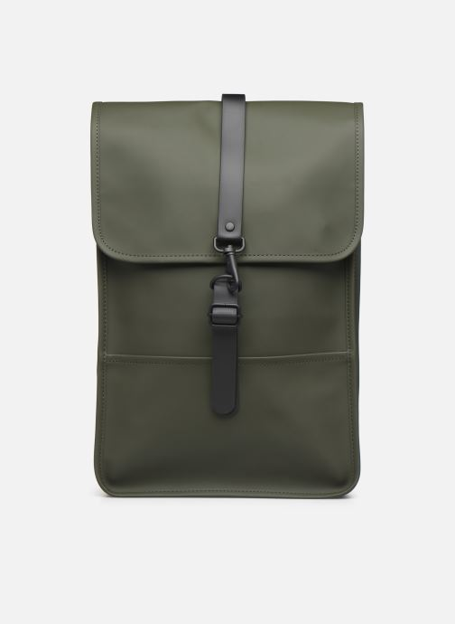 Rucksacks Rains  Backpack Mini Green detailed view/ Pair view