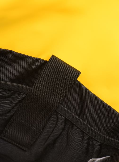 Rucksacks Rains  Backpack Mini Yellow back view
