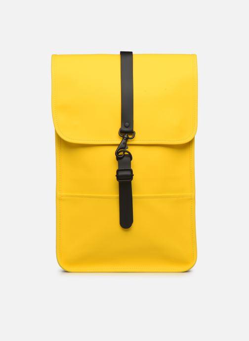 Sacs à dos Rains  Backpack Mini Jaune vue détail/paire