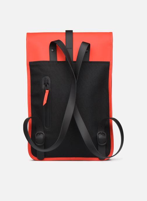 Mochilas Rains  Backpack Mini Rojo vista de frente
