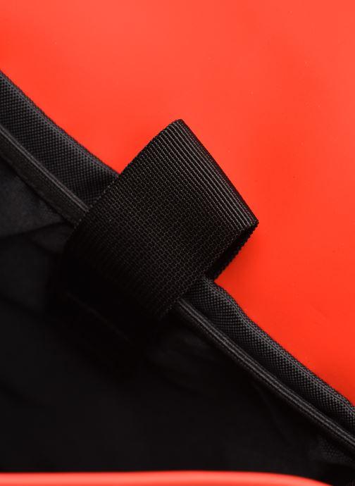 Mochilas Rains  Backpack Mini Rojo vistra trasera