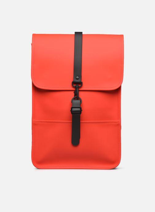 Mochilas Rains  Backpack Mini Rojo vista de detalle / par