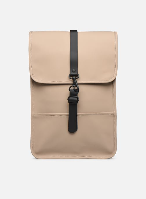 Sacs à dos Rains  Backpack Mini Beige vue détail/paire