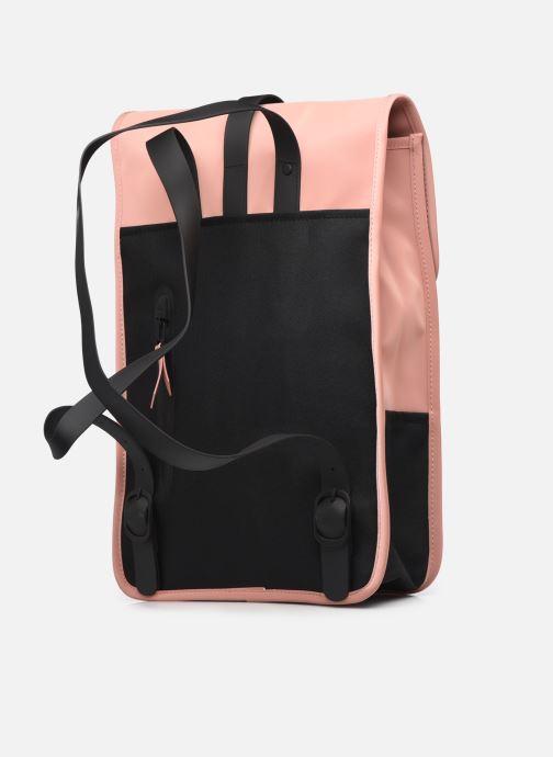 Rucksäcke Rains  Backpack Mini rosa ansicht von rechts