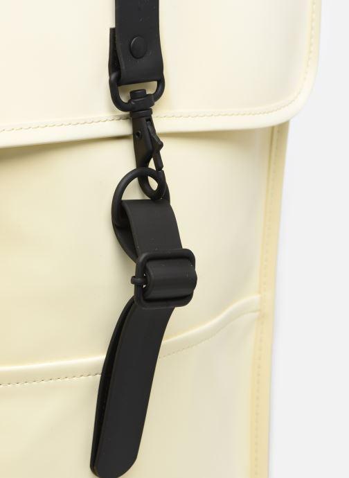 Rucksäcke Rains  Backpack Mini beige ansicht von links