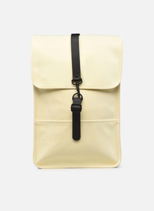 Rucksäcke Rains  Backpack Mini beige detaillierte ansicht/modell