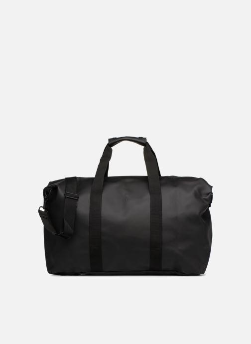 Bolsas de deporte Rains  Weekend Bag Negro vista de detalle / par