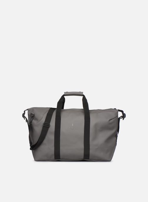 Bolsas de deporte Rains  Weekend Bag Gris vista de detalle / par