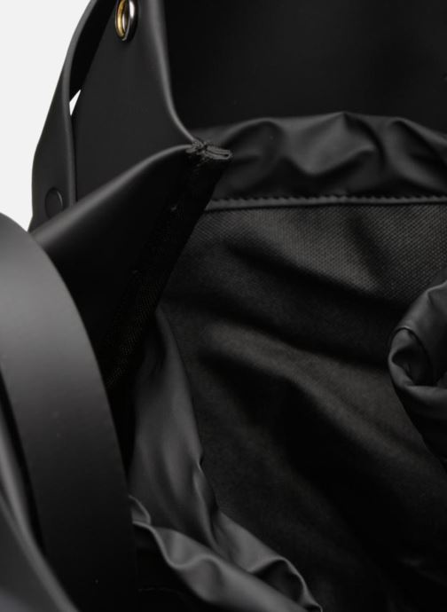 Rucksacks Rains  Shift Bag Black back view