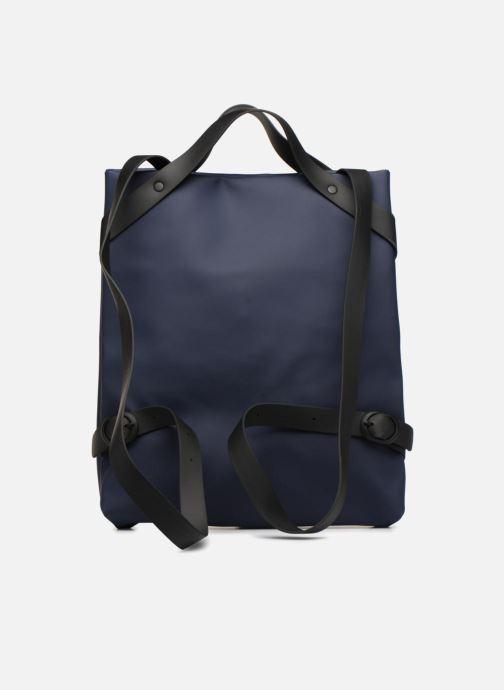 Sacs à dos Rains  Shift Bag Bleu vue face