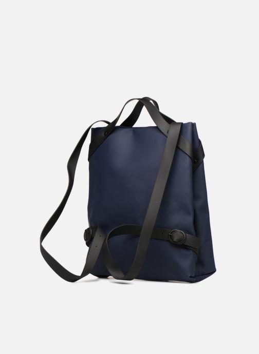 Rugzakken Rains  Shift Bag Blauw rechts