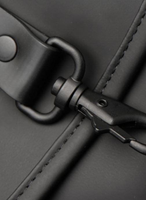 Sacs à dos Rains  Drawstring Backpack Noir vue gauche