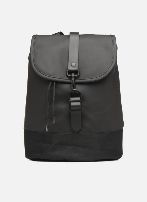 Rucksacks Rains  Drawstring Backpack Black detailed view/ Pair view