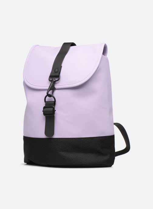 Mochilas Rains  Drawstring Backpack Violeta      vista del modelo
