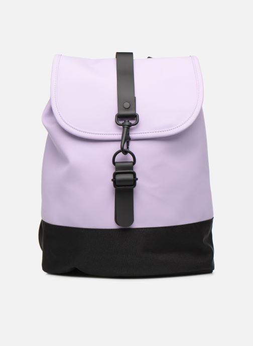 Mochilas Rains  Drawstring Backpack Violeta      vista de detalle / par
