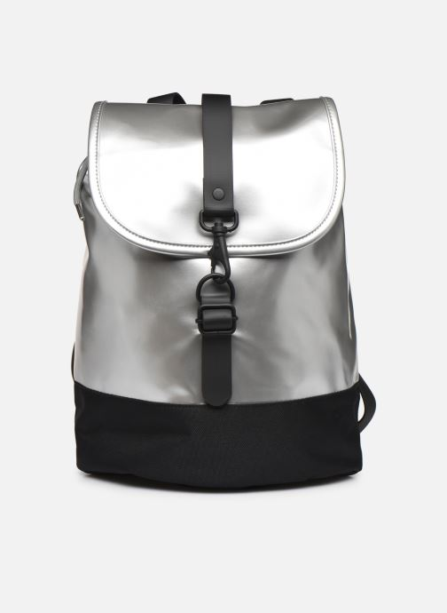 Mochilas Rains  Drawstring Backpack Plateado vista de detalle / par