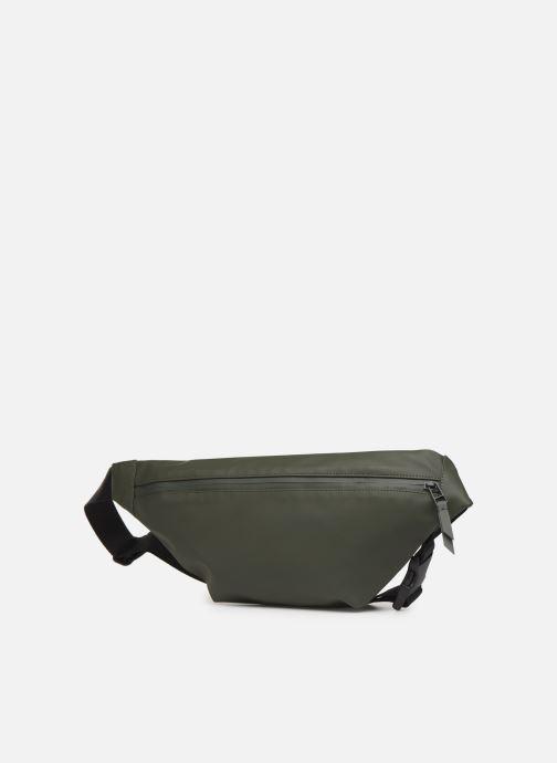 Herentassen Rains  Bum Bag Groen model