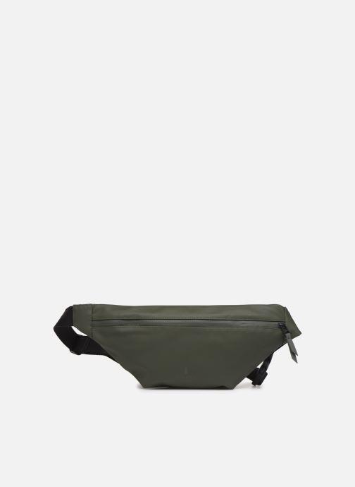 Petite Maroquinerie Rains  Bum Bag Vert vue détail/paire