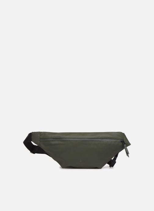 Herentassen Rains  Bum Bag Groen detail