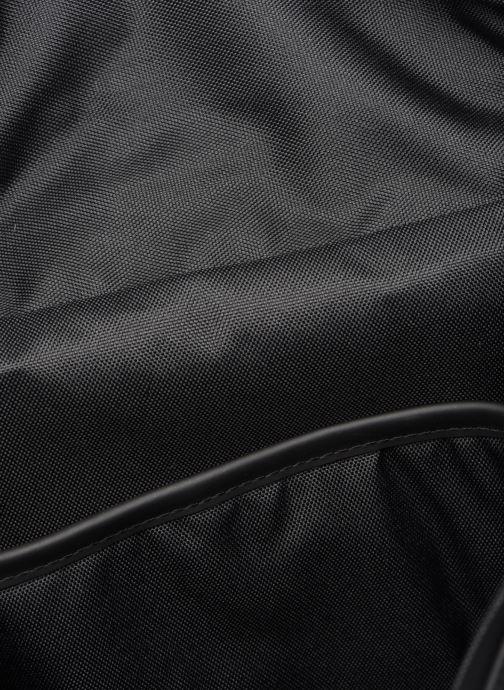 Rugzakken Rains  Mountaineer Bag Zwart achterkant